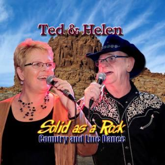 Cd TedenHelen-Solid As A Rock front